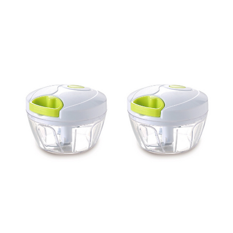 (2 Pack) Portable Dicer