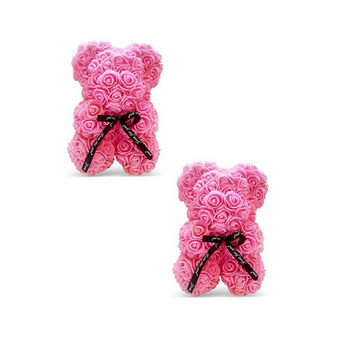 Rose Bear (2 Pack)