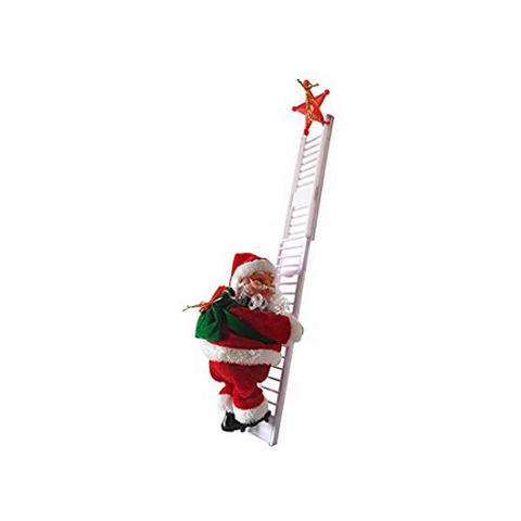 Electric Santa Ladder (1 Pack)
