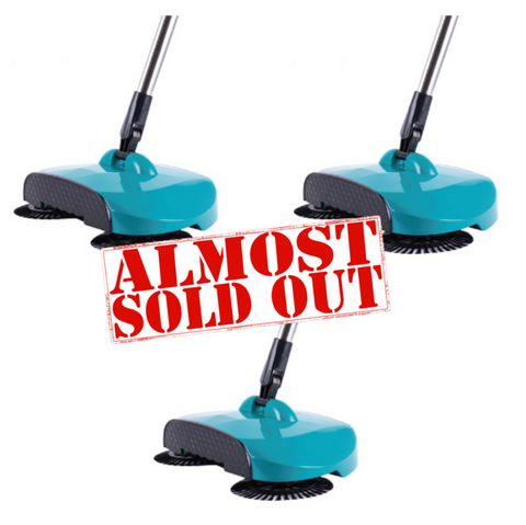 (3 Pack) Magic Sweeping Machine