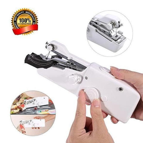 1 Pack- Handheld Cordless Sewing Machine