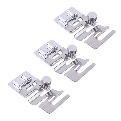 (3 Pack) Sewing Machine Foot