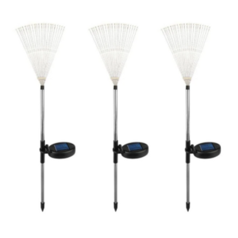 (3 Pack) Solar Pyrotechnic Lights