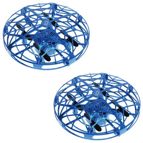 2 Pack- UFO Drone