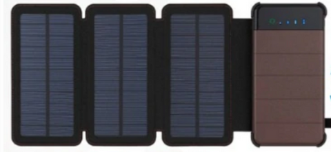 Portable Solar Power (1 pack)