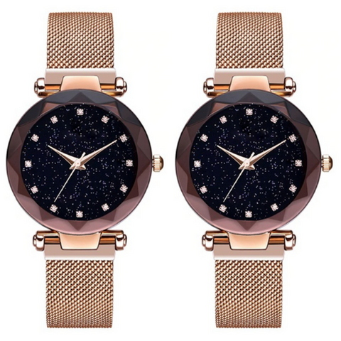 * Galaxy Stars Watch (2 pack)