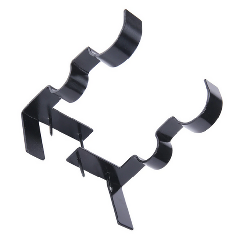 1 Pair Curtain Rod Bracket