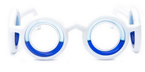 Motion Sickness Glasses (1 pack)