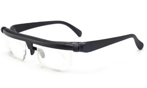 Adjustable Reading Glasses (1 pack)