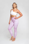 Pink Leopard Leggings