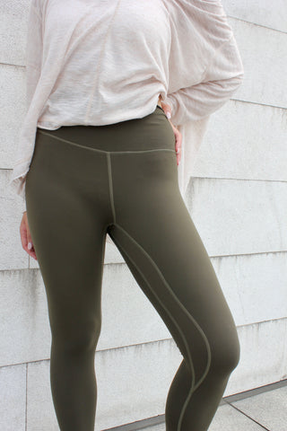 Code Black Faux Leather leggings