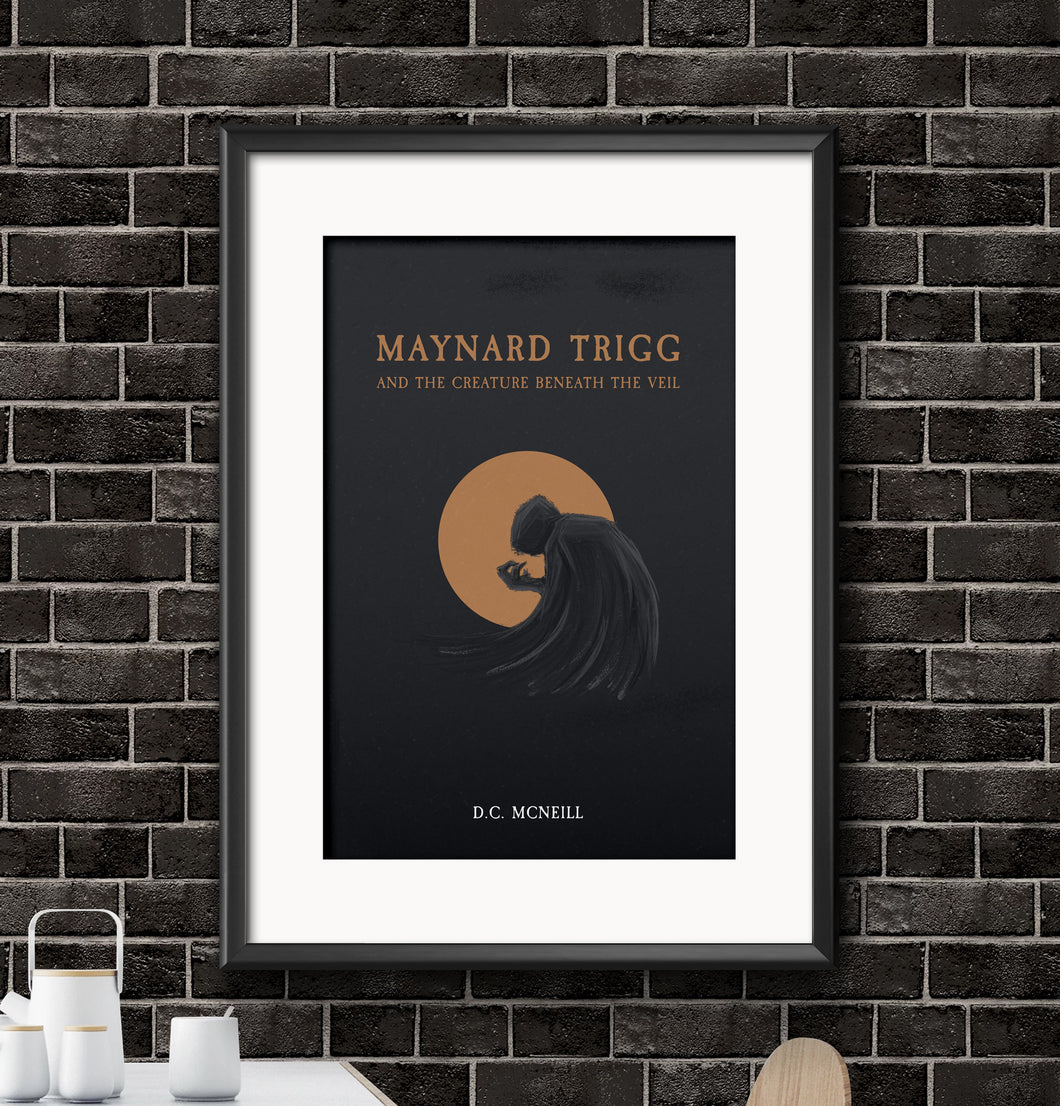 Book One Enhanced Matte Poster