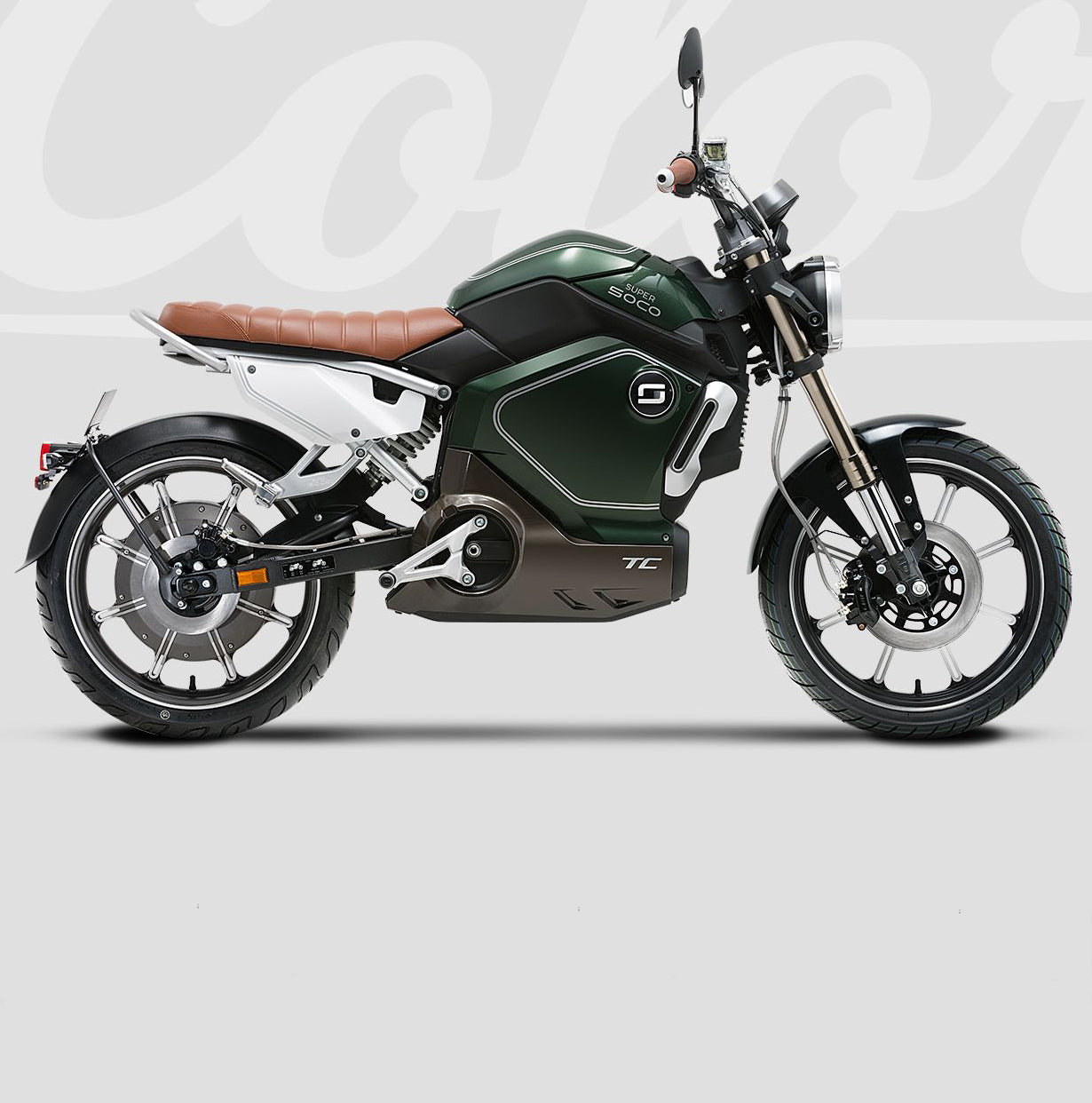 Super Soco TC Electric Motorcycle Review
