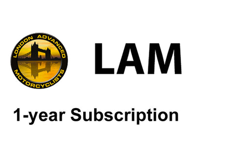LAM annual subscriptions