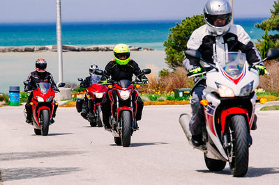 Group Riding Training 2019 - londonadvancedmotorcyclists
