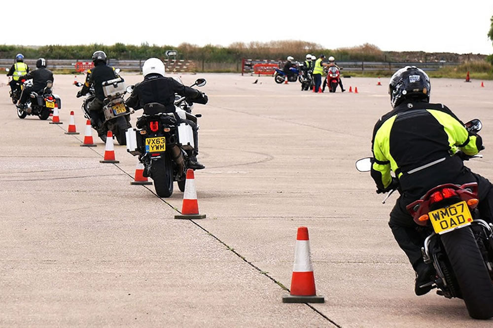 Machine Control Day 2018 - londonadvancedmotorcyclists