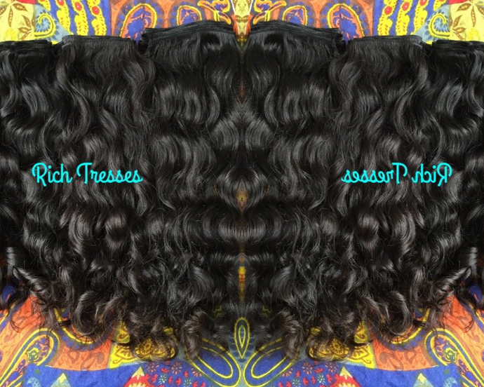 BOGO Raw Indian Wavy