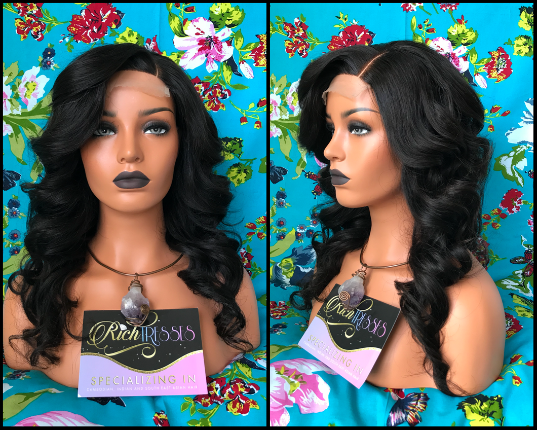 Closure Wig Construction