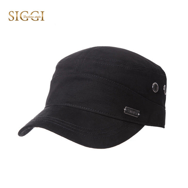 SiggiHat Spring Military Cotton Army Cap 89104 – Hatter s Hub 927697d118eb