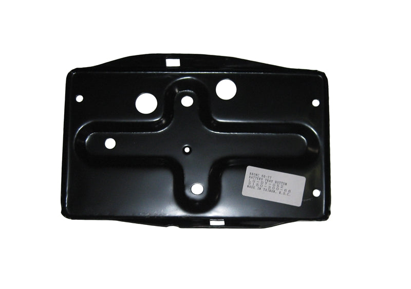 1966-1977 Ford Bronco Battery Tray Bottom