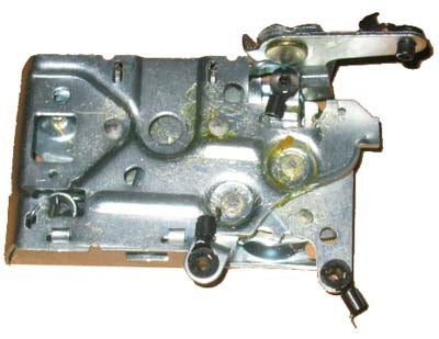 1978-1979 Ford F-Series Bronco Front Door Latch Assembly, RH