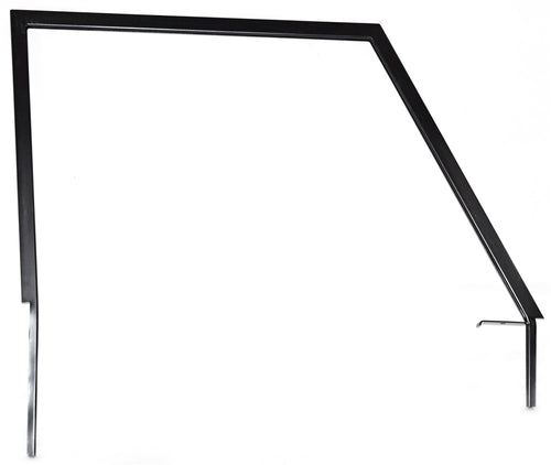 1966-1977 Ford Bronco Door Glass Frame, RH