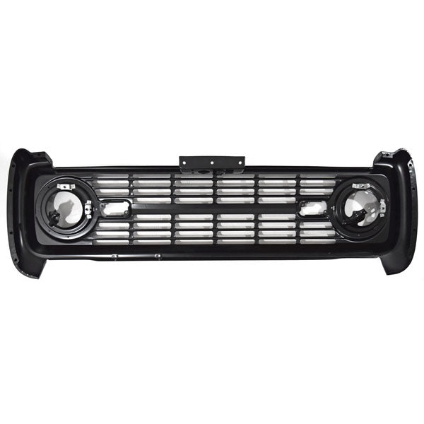 1966-1968 Ford Bronco Grille Assembly