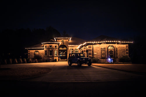 Christmas Lighting Packages