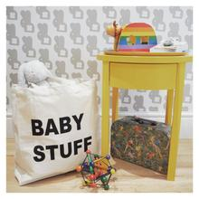Load image into Gallery viewer, Baby Stuff Tote
