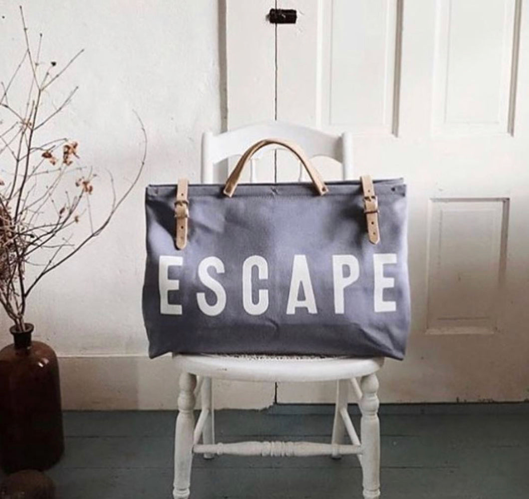 Escape Utility/Travel Bag - Sky Blue