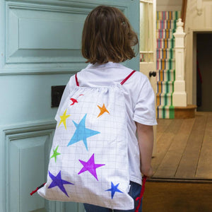 Customisable Cotton Backpack