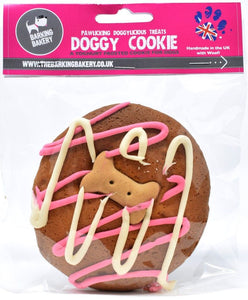 Dog Cookies - Vanilla and Carob