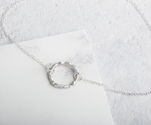 Load image into Gallery viewer, Circle Bracelet with Zirconia