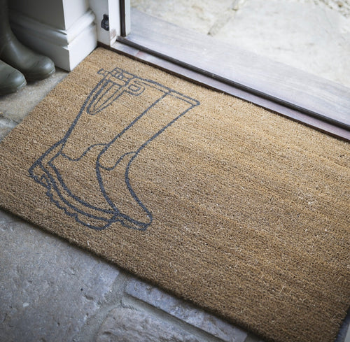 Welly Boot Doormat