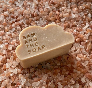 Himalayan Salt Body Wash Bar