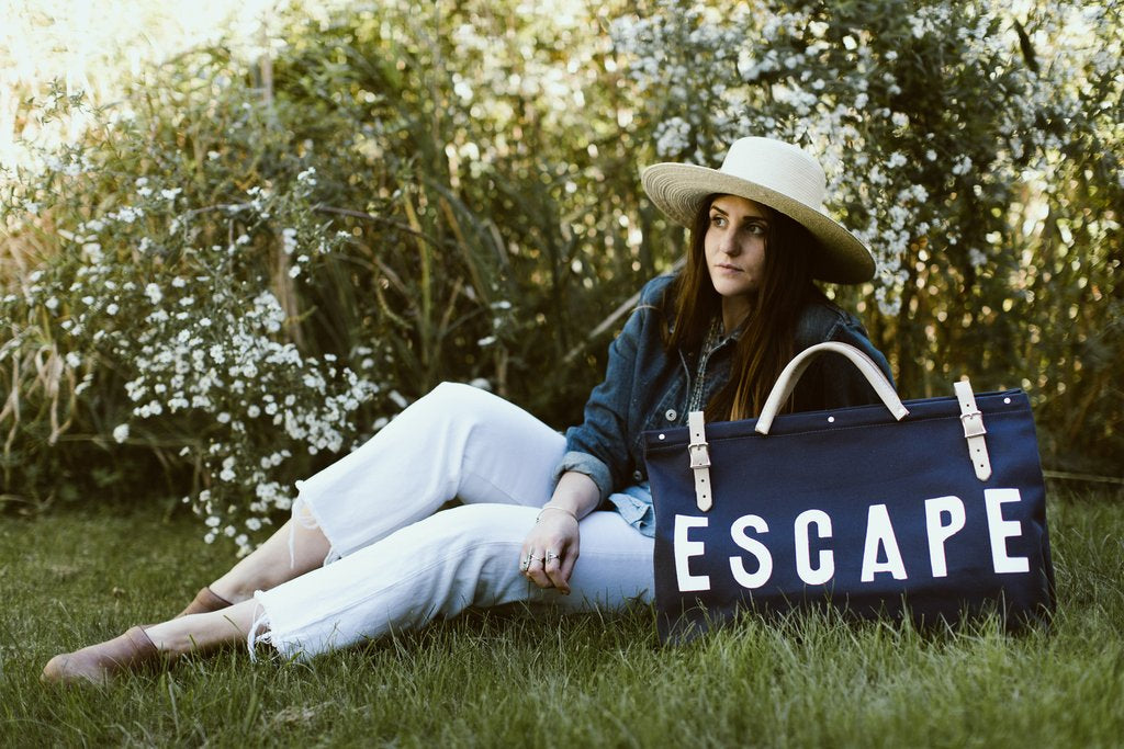 Escape Utility/Travel Bag - Navy