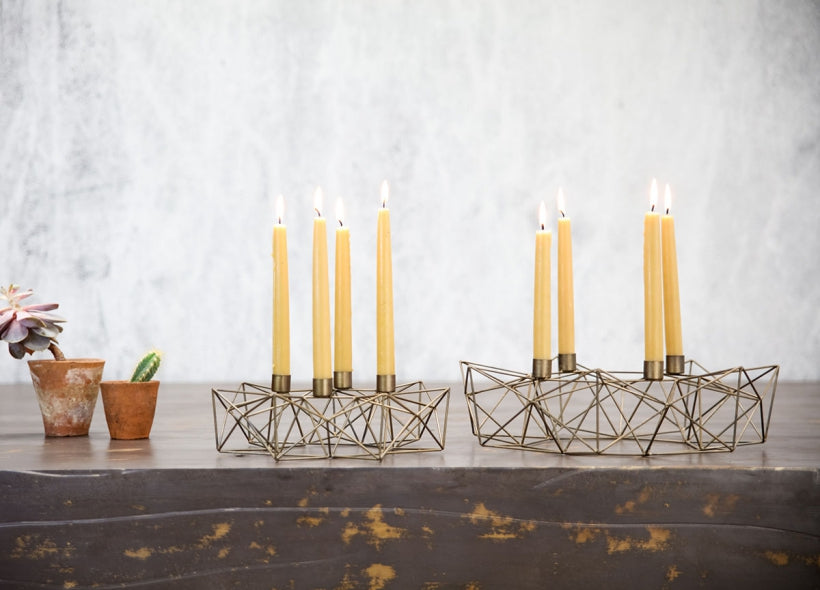 Geometric Candle Holder