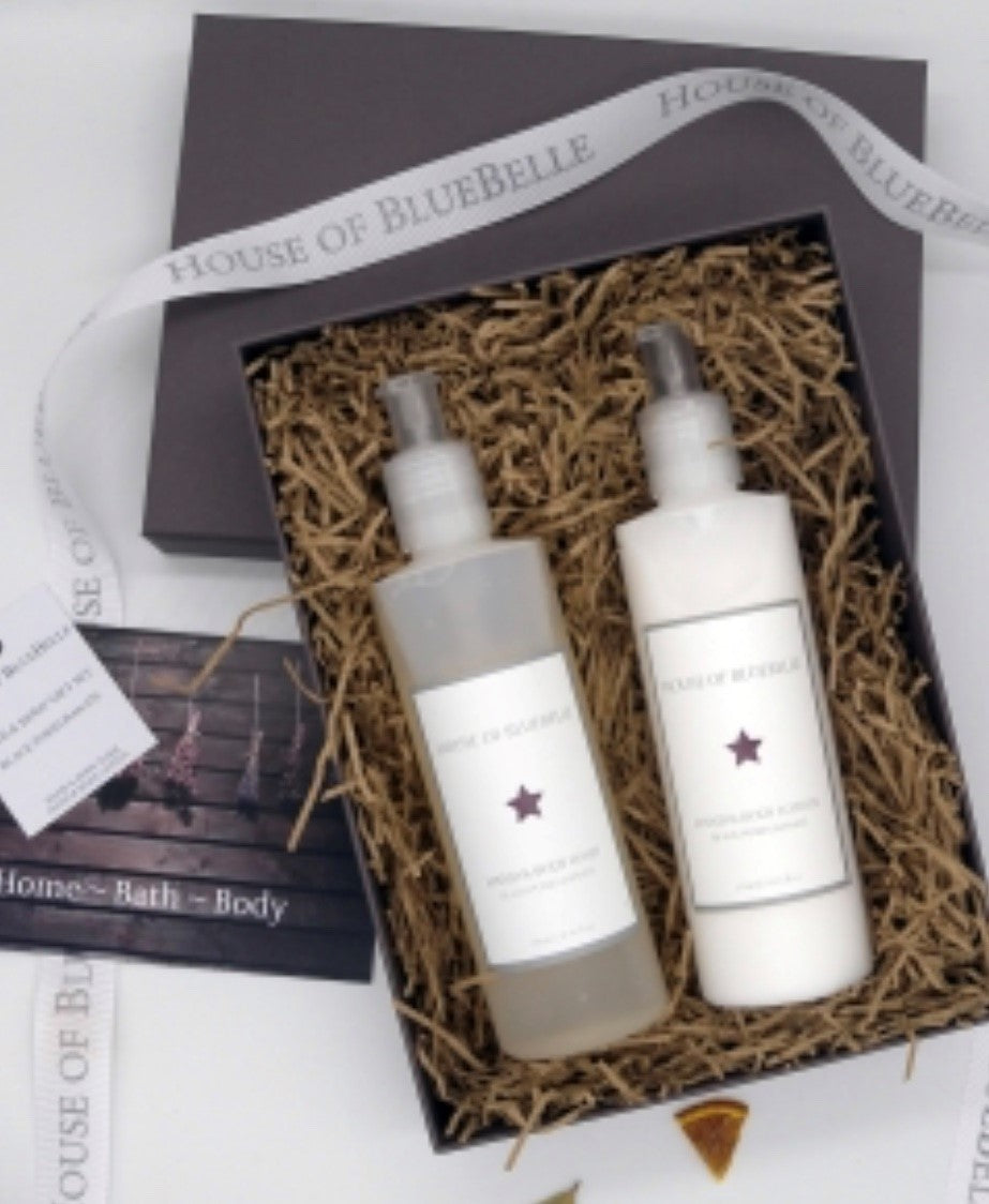 Hand Wash & Lotion Gift Set