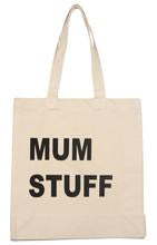 Load image into Gallery viewer, Mum Stuff Tote