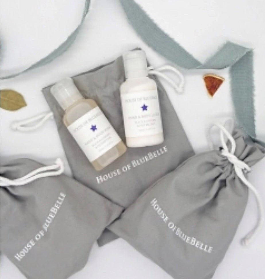 Hand Wash & Lotion Travel Set