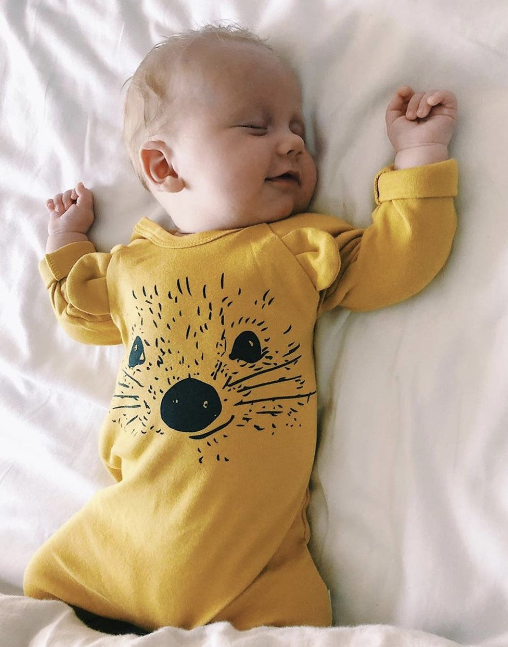 Pip the Hedgehog Sleepsuit
