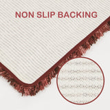 "Bath Mats Non Slip Bathroom Doormat 34""X 20"""