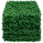 "Amagabeli 4 Layers Leaves Artificial Boxwood Panels Topiary Hedge Plant 12 Pieces 20""x20""-Leaves Artificial Boxwood Panels-Amagabeli"