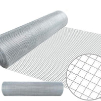 Amagabeli 40in X 65ft Hardware Cloth 1/2in Square Mesh Hardware Cloth Hot-dipped Galvanized-Hardware-Amagabeli