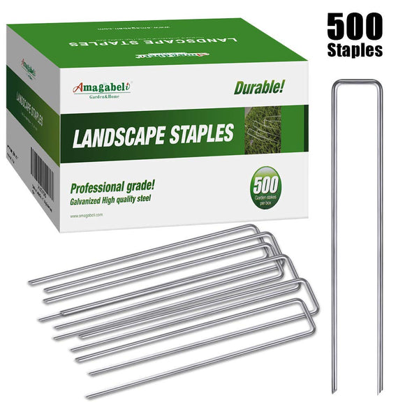 Landscape Staples