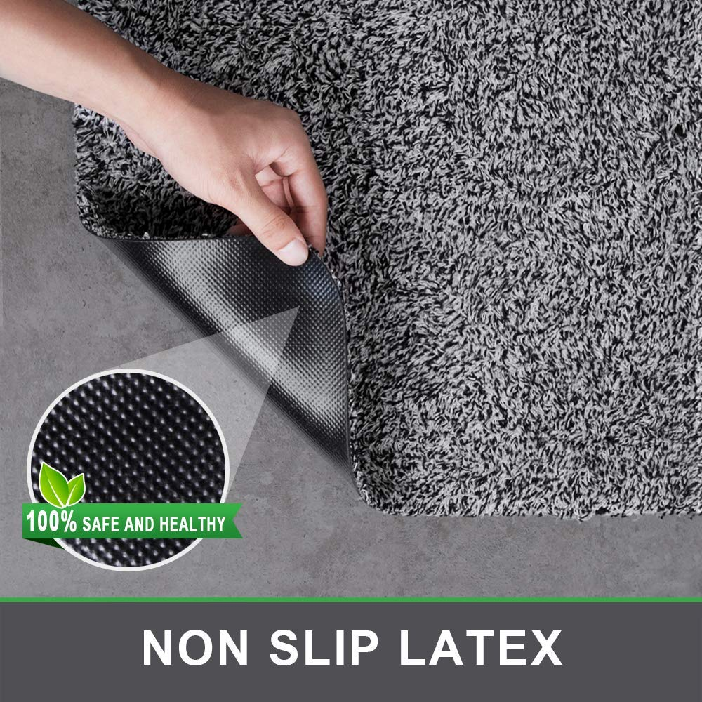 Indoor Doormat Super Absorbs Mud Dirt Trap Door Mats 18