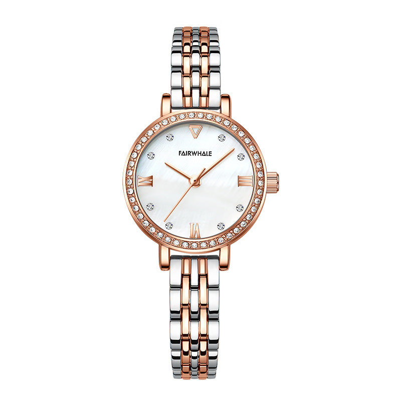 Fairwhale Gypsophila Diamond Hand Ladies Watches