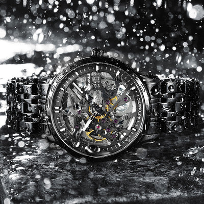 Fairwhale Luxury Waterproof Mechanical Automatic Watch