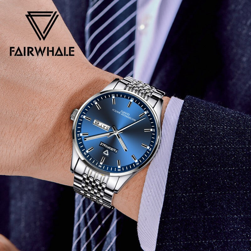 Fairwhale Business Fashion Automatic Quartz Men's Watches