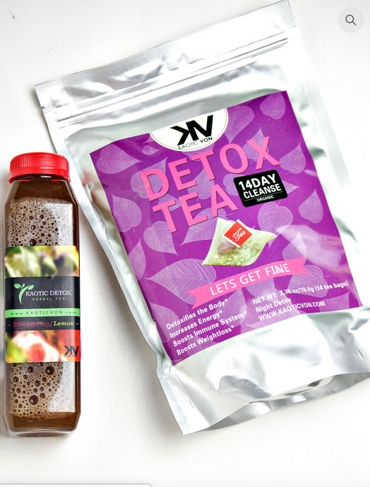 Kaotic Detox Tea Bags